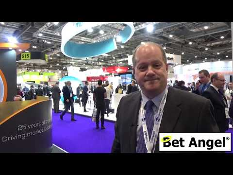 Peter Webb, Bet Angel - ICE Gaming & betting show 2017