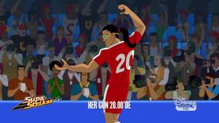 Süper Golcüler - Oyuncu Profili / El Matador