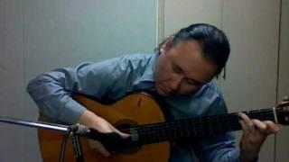 Sukiyaki song - Guitar Solo