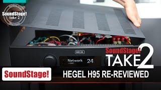 The NEW Hegel H95 Integrated Amplifier Review ! (Take 2, Ep:9)
