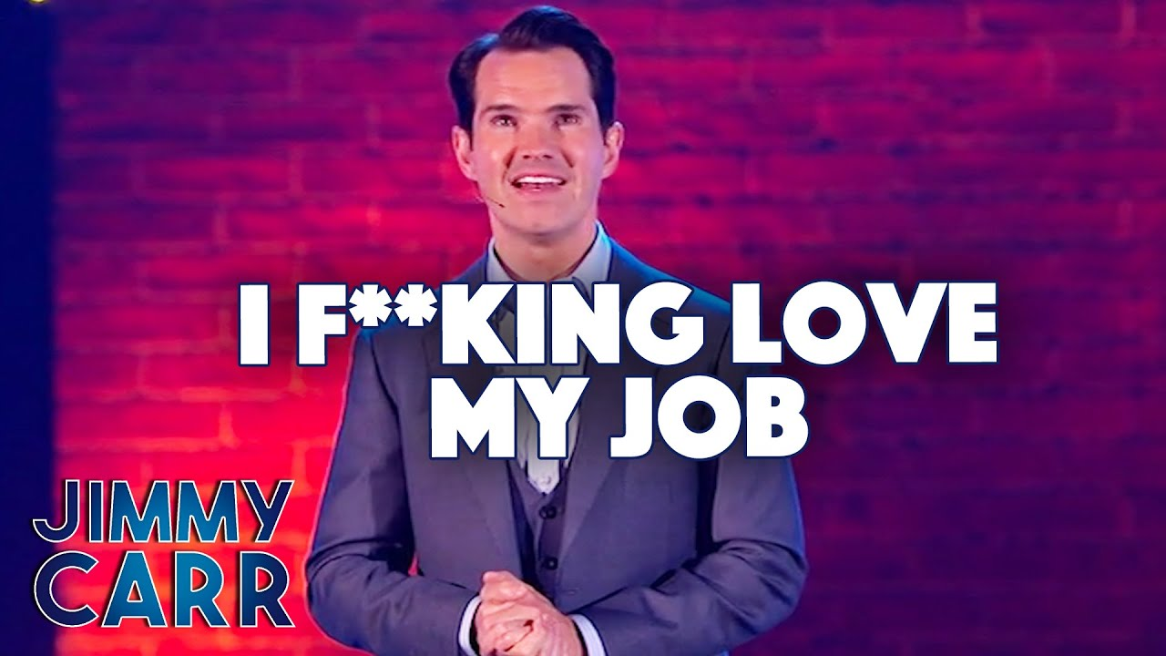 What's The Most Important Thing In A Relationship? | Jimmy Carr: Laughing & Joking