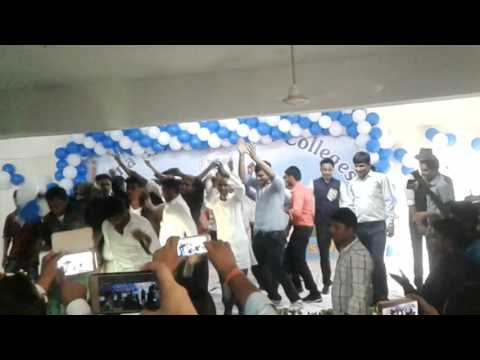 Patna Sahib Group of Colleges B tech Fresher party