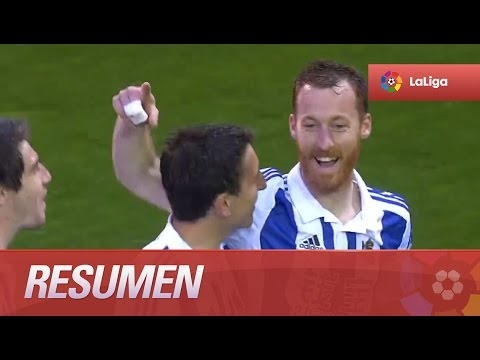 Cuplikan Gol Eibar vs Real Sociedad Video Hasil Liga Spanyol