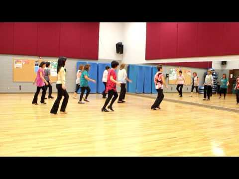 Calypso Queen - Line Dance (Dance & Teach in English & 中文)