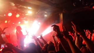 20160305 - Machine Head - The Blood, The Sweat, The Tears, Limelight, Belfast