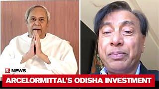 Naveen Patnaik Talks To Lakshmi Mittal; ArcelorMittal To Invest Rs 2,000 Crore In Odisha