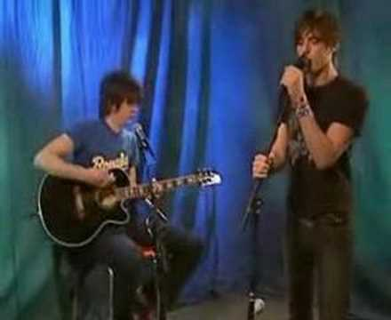 The All American Rejects  The Last Song  Acoustic