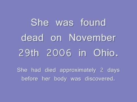 2006 Ohio - Unidentified White Female ** photo of deceased **