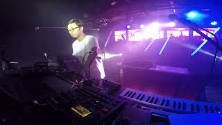 tofubeats - BULLET TRN (live at RUN RELEASE PARTY in SUNHALL Osaka)