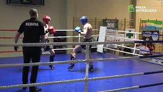Cezary Komuda (Walhalla Mińsk Maz.) vs Rafał Modzel (Fight Academy Ostrołęka)