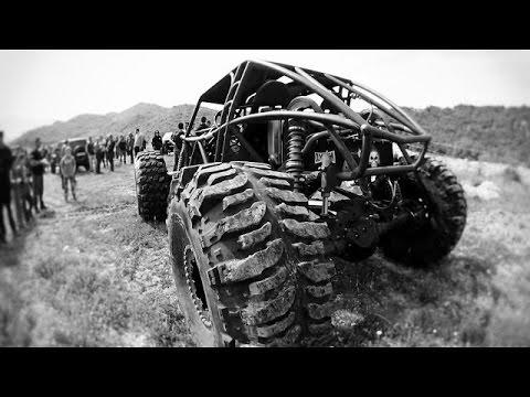 Покатушки! Квадроциклы! Баги! LR Defender! Часть вторая