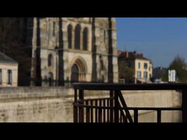 La Collégiale Notre-Dame-en-Vaux (Châlons-en-Champagne)