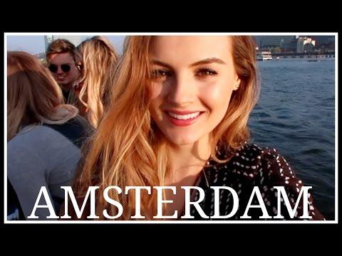A WEEKEND IN AMSTERDAM | Niomi Smart VLOG