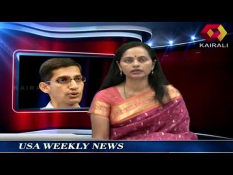 USA Weekly News  Sundar appointed as Google Business head  02 Nov 2014  Full Episode