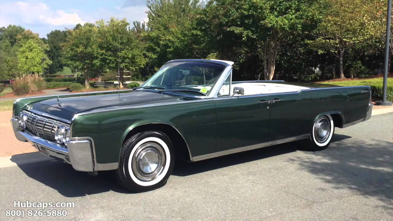 customer car showcase 1964 lincoln continental. Black Bedroom Furniture Sets. Home Design Ideas