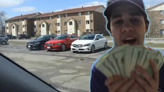 David Dobrik being rich for 13 minutes straight