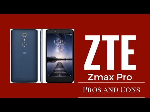 how did zte zmax pro t mobile update also new