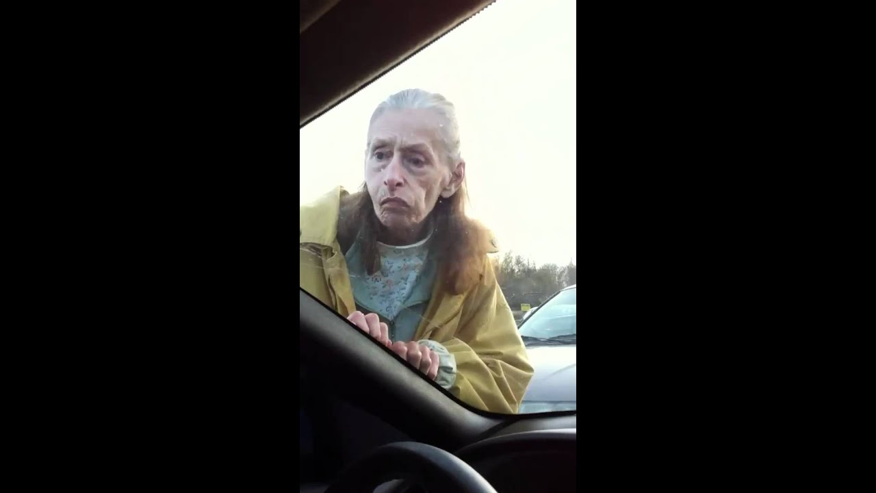Old Lady At Walmart - Youtube-7616