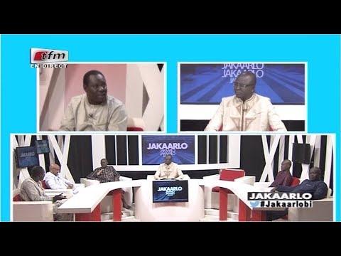 REPLAY - Jakaarlo Bi - Invité : Pr MOUNIROU NDIAYE - 08 Décembre 2017 - Partie 1