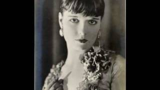 "Louise Brooks ""Rediscovered Silent Film Star"""