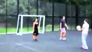 Как не нужно играть в волейбол!