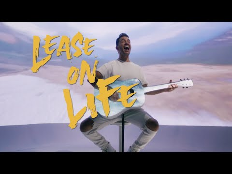 Andy Grammer - Lease On Life (Official Lyric Video)