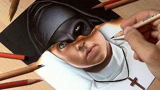 Drawing The Nun (2018)