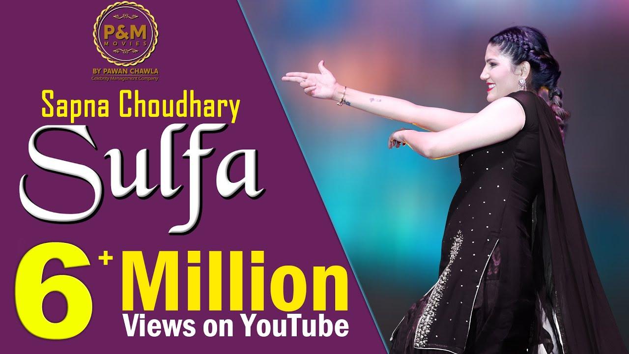 Sulfa Sararr Tha Gaya (सुल्फा  सररार  ठा  गया) || Sapna Choudhary New Dance Video 2019 || P&M Movies