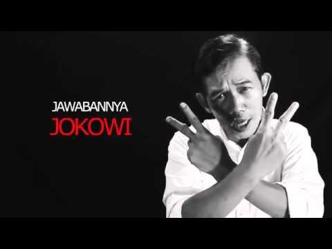 Lagu Jokowi   JK Hip Hop Foundation Marzuki