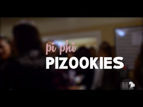 Pi Phi Pizookies 2017