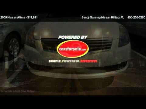 2009 Nissan Altima 2 5 Sl For Sale In Pensacola Fl