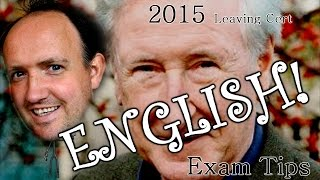 2015 Basic (h) English Tip [episode #1 - What's 'collins' In Irish?!] (leaving Cert 2015)