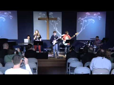 INSPIRE MUSIC- York,PA-The Diplomats- I Alone (LIVE cover)