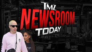 mac miller   s death was breaking point for pete davidson and ariana grande   tmz newsroom today