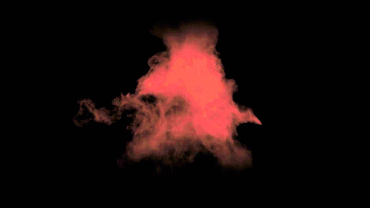 Blood Smoke Black Screen Effect (HD 1080p) !!! - YouTube