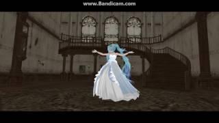 [MMD]World Is Mine.(Blue Rose Miku)