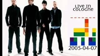 Coldplay- Low  Live In Cologne 2005   Audio