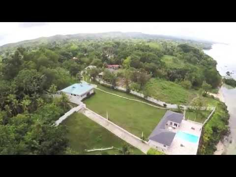 Bohol Beachfront Estate & Lot For Sale