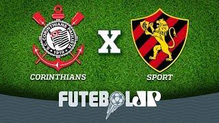 Corinthians 2 x 1 Sport - 16/09/2018 - Brasileiro