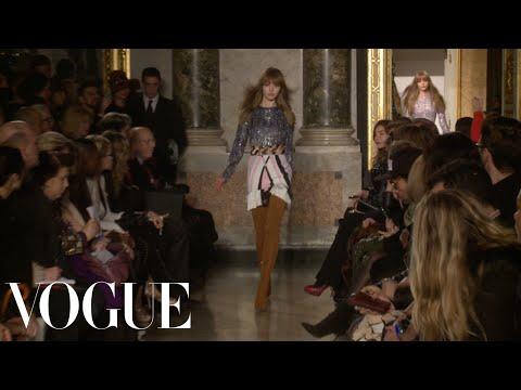 Emilio Pucci Ready to Wear Fall 2013 Vogue Fashion Week Runway Show