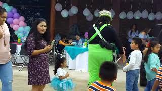 fiestas infantiles con botarga olaf 98