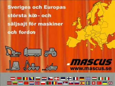 Lantbruksmaskiner och traktorer på Mascus.se