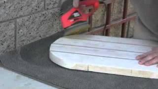 Making A Wood Surfboard Part 2