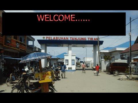 Pelabuhan Tanjung Tiram Kab.Batu Bara