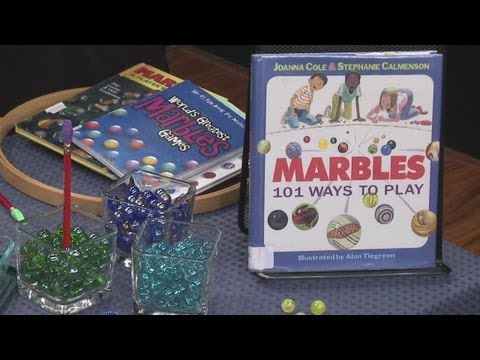 Playing with marbles