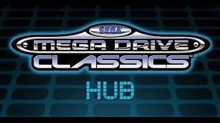 Sega Genesis Classics Hub-First Impressions