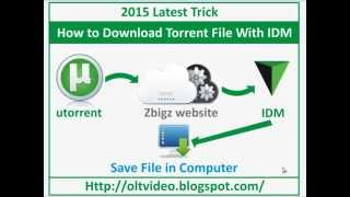 Download Torrent Files Fast with in IDM.mp4