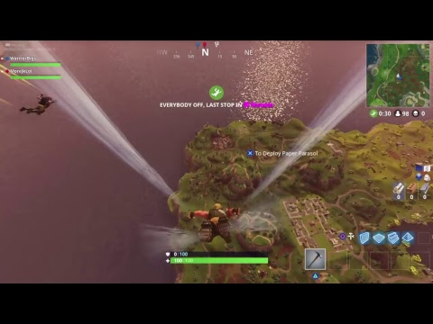 Fortnite #15 WE SHALL GET THE WIN again