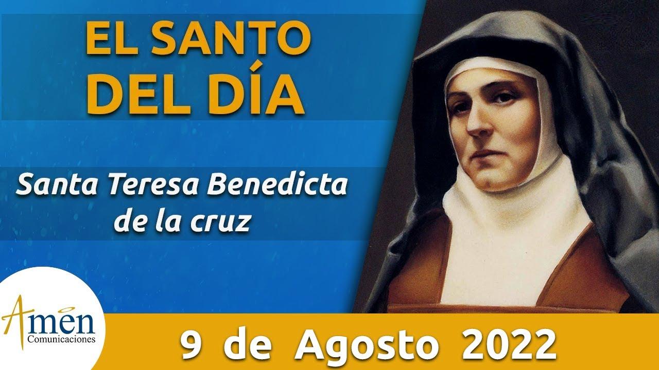 Santa Teresa Benedicta de la cruz l Domingo 9 de Agosto de 2020 l Padre Carlos Yepes