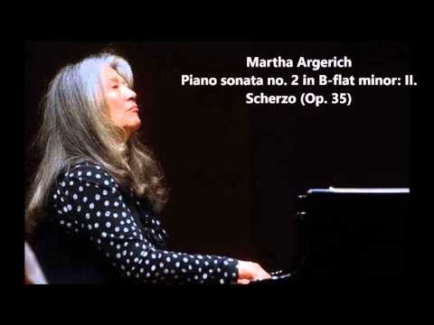 "Martha Argerich: The Complete Piano Sonata No. 2 In B-flat Minor Op. 35""(Chopin)"